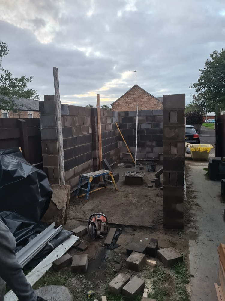 Extensions and Garages